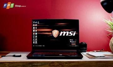 Trả góp 0% lãi suất, FPT khuyến mãi 'khủng' laptop MSI