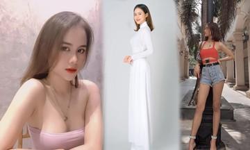 Nữ sinh nhà F tham vọng lọt Top 3 Hoa hậu Việt Nam 2020