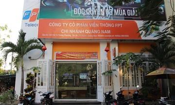 FPT Telecom Quảng Nam bất ngờ đón sinh nhật 10 tuổi qua Webex