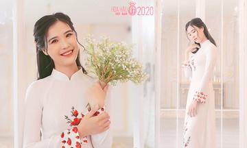 Từng bị trêu vì quá cao, nữ sinh FPT dự thi Hoa hậu Việt Nam 2020