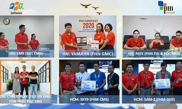 Chung kết PM Contest 2020 sẽ diễn ra online