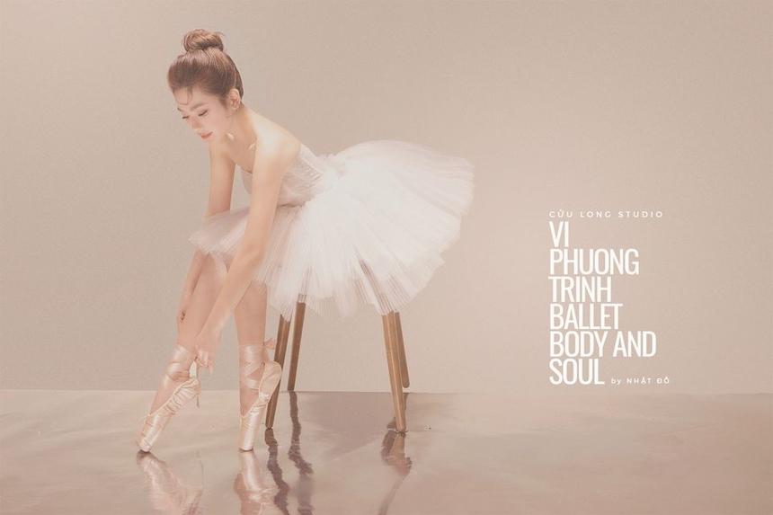 Đam mê múa từ nhỏ, Phương Trinh là thành viên của đội Nghệ thuật Măng non thuộc Nhà văn hoá TP Cần Thơ. Vì vậy, múa đã ăn sâu vào máu của tân Hoa khôi ĐH FPT.