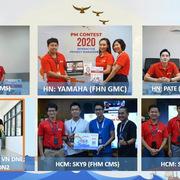 6 đội thi tung video 'hâm nóng' trận chung kết PM Contest 2020