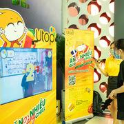 Utop tăng trải nghiệm khách hàng cho trung tâm thương mại