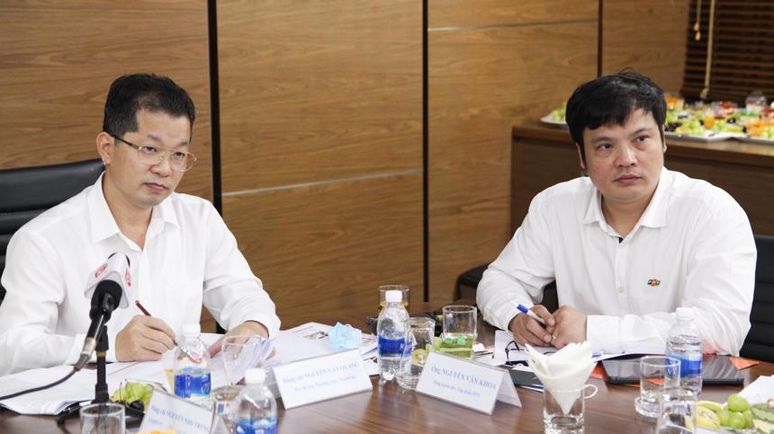 CEO Nguyễn Văn Khoa và Phó Bí thư Thành uỷ dành sự quan tâm đặc biệt đến phát triển trong lĩnh vực giáo dục. Ngoài việc sớm hoàn thiện các thủ tục pháp lý cho dự án xây dựng trường TH&THCS, FPT đề xuất đưa VioEdu - hệ thống giáo dục trực tuyến ứng dụng Trí tuệ nhân tạo, triển khai thí điểm diện rộng trên toàn thành phố đối với học sinh Tiểu học và THCS trong thời gian tới.