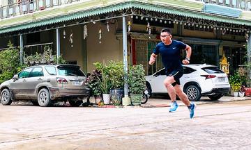 Chạy nghìn cây số mùa dịch, runner FPT giảm 10kg