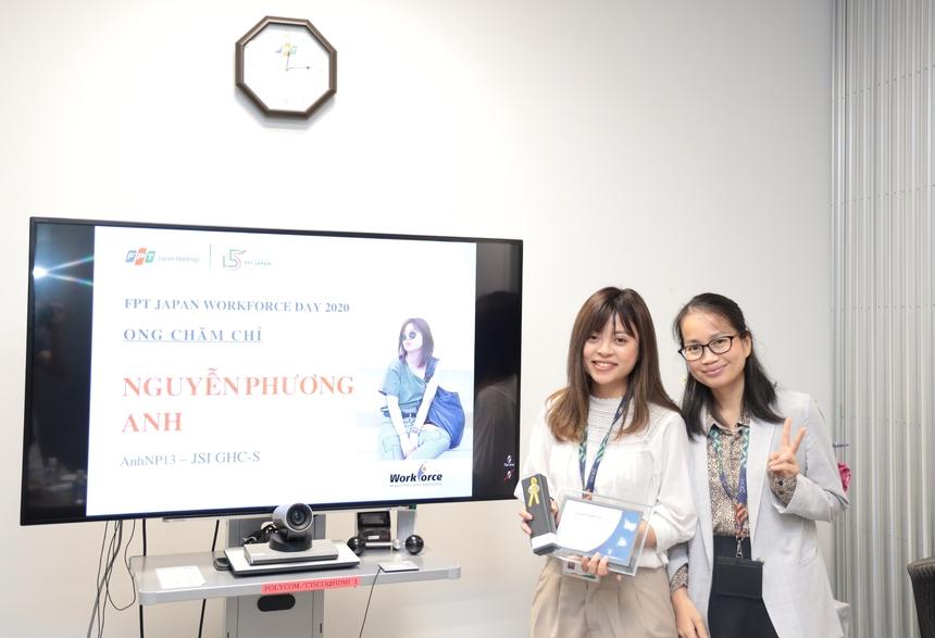 Công ty ban hành chính sách làm việc ở nhà/từ xa (WFH); HR triển khai khai báo sức khoẻ cho toàn bộ FPT Japan; Triển khai chính sách phụ cấp dành cho nhân viên đang làm việc tại văn phòng khách hàng trong tình trạng khẩn cấp; LDI chuyển sang hình thức học online, REC chuyển sang hình thức phỏng vấn online.... Toàn bộ khối nguồn lực FPT Japan đã cùng nhau vượt qua khó khăn, nắm bắt cơ hội chuyển mình, thay đổi để bứt phá.
