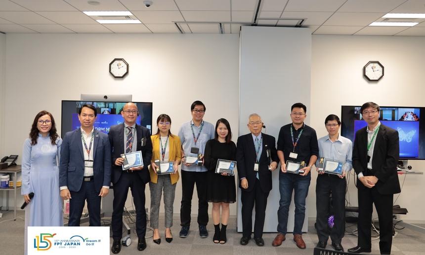 Khối nguồn lực FPT Japan được hình thành từ 3 đơn vị HR (nhân sự) - RA (tuyển dụng) - LDI (đào tạo) với tổng quân số là 35 thành viên. Họ là đội ngũ nòng cốt có vai trò quan trọng trong sự nghiệp xây dựng và phát triển nguồn lực của FPT Japan nói chung và FPT Software nói riêng.