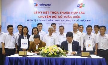 FPT đồng hành Chuyển đổi số với Thiên Long