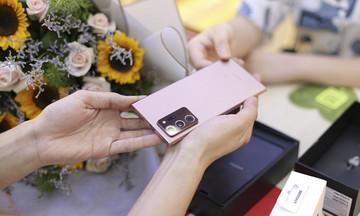 Thu cũ đổi mới, Galaxy Note20 Ultra tại FPT Shop giảm đến 10 triệu đồng