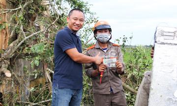 'Tư lệnh' FPT Telecom miền Trung nêu thông điệp phòng nguy cơ mưa lũ kéo dài
