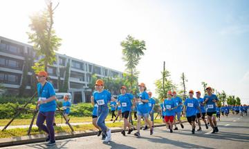 Hiệp hội FPT Run phát động chạy gây quỹ ủng hộ miền Trung