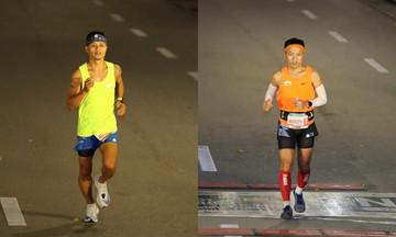 Hai runner FPT lọt top VĐV chạy marathon nhanh nhất Việt Nam 2020