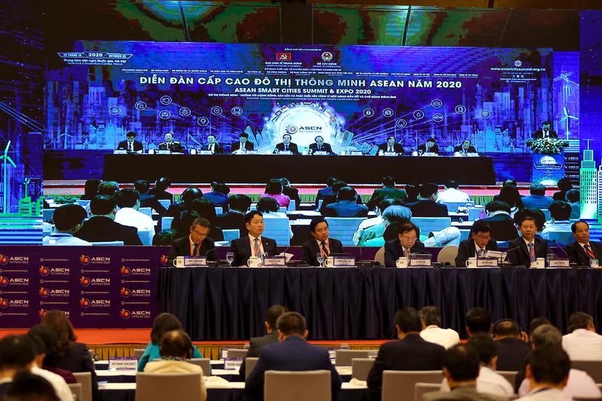 Chủ tịch HĐQT FPT - Trương Gia Bình đã tham dự phiên cấp cao cùng các lãnh đạo cấp cao của Nhà nước, nhiều bộ ngành và các tập đoàn kinh tế lớn.