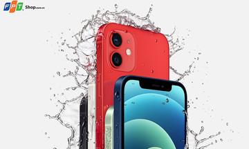 FPT Shop ưu đãi đến 6 triệu đồng khi đặt trước iPhone 12