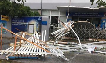 Bão số 9 càn quét miền Trung, FPT Telecom sẵn sàng khắc phục hạ tầng