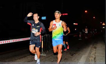 Anh Vương Quân Ngọc lập kỷ lục người chạy nhanh nhất FPT