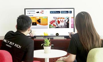 Shopping TV - ứng dụng mua sắm trực tuyến TV đầu tiên ở Việt Nam