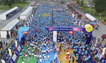 VnExpress Marathon Quy Nhơn 2021 khởi động