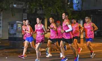 VnExpress Marathon Hanoi Midnigh công bố cung đường