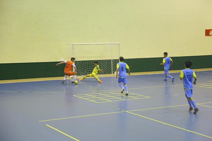 Đội tuyển Vùng 5-1 khép lại trận đấu bằng bàn ấn định tỷ số 3-0 ở phút 31, do công của số 12 Diệp Phúc Cần. Với kết quả này, Vùng 5-1 sẽ tái ngộ Truyền hình FPT ở trận chung kết. Trong khi đó, Vùng 5-2 đành chấp nhận tranh hạng Ba cùng đội Dịch vụ Khách hàng.