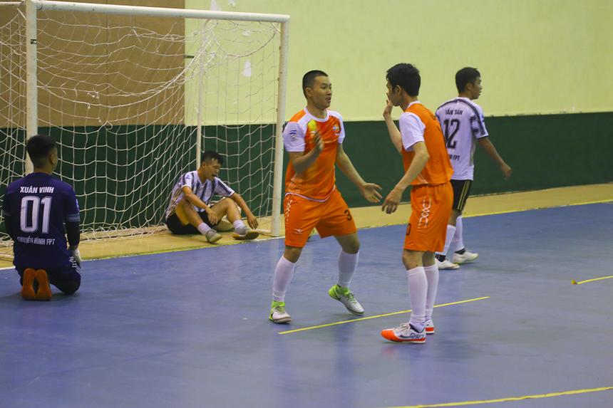 Trước đó, ở trận chung kết, Vùng 5-1 mở tỷ số từ phút thứ 3 do công của Nguyễn Diên Tẫn, nhưng đã không giữ được thành quả của mình.
