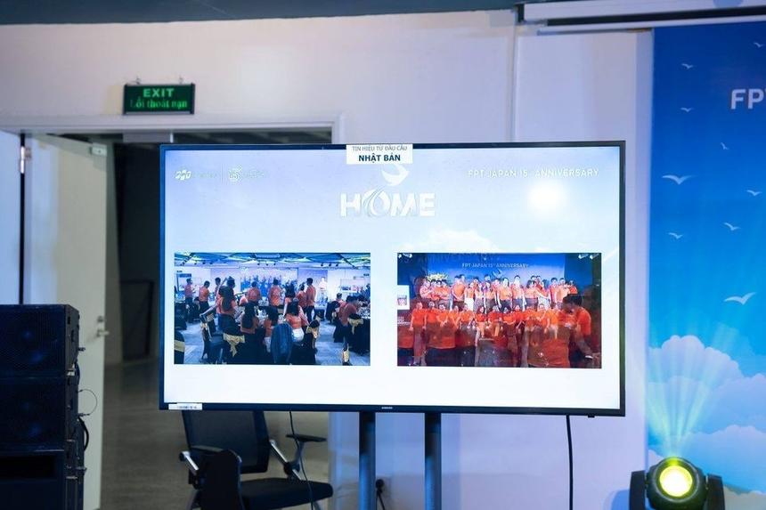 """Chương trình nghệ thuật """"Home"""" diễn ra lúc 18-19h30 tối ngày 15/11 (giờ Việt Nam). Hai đầu cầu Việt Nam và Nhật Bản kết nối qua livestream."""