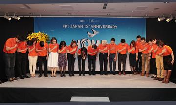 Khoảnh khắc người FPT Japan trong gala sinh nhật tuổi 15