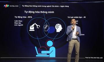 Tự động hóa thông minh giúp ngành ngân hàng tăng năng suất