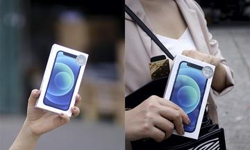 iPhone 12 dán tem chính hãng FPT sắp lên kệ
