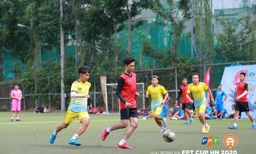 FSOFT 1 đánh bại FTEL giúp TP Bank giành vé vào Bán kết FPT Cup 2020