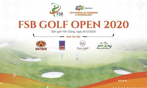 FSB tổ chức giải golf giao lưu thường niên
