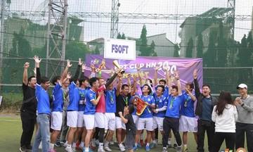 FPT Software bảo vệ thành công chức vô địch FPT Cup