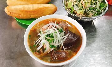 Người F 'mách' runner loạt địa chỉ ăn ngon tại Huế