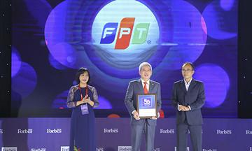 FPT lần thứ 5 liên tiếp vào Top 50 thương hiệu dẫn đầu