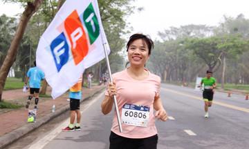 Chân chạy nhà F 'bứt tốc' tại VnExpress Marathon Huế