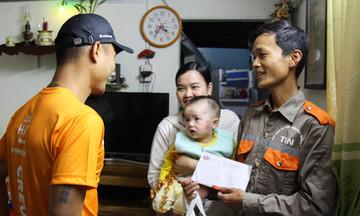 Hiệp hội Chạy FPT trao quà tận tay đến đồng nghiệp tại Huế
