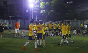 Futsal Vùng 5 FPT Telecom khép lại bằng mưa bàn thắng