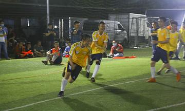 Sài Gòn 11 Vô địch Futsal FPT Telecom Vùng 5