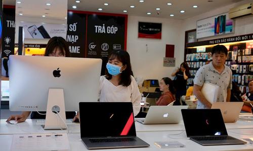 Covid-19 khiến doanh số laptop tăng vọt