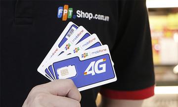 FPT Shop hợp tác MobiFone ra mắt SIM đồng thương hiệu