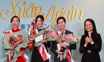 Chị Nguyễn Phượng Anh là Hoa hậu FPT Japan 2020