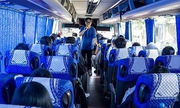 Sinh viên nhà F trải nghiệm thực tế cùng 'Chuyến xe xuyên Việt'