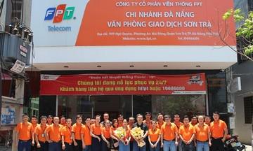 Khánh Hoà, Đà Nẵng dẫn đầu tăng trưởng FPT Telecom miền Trung