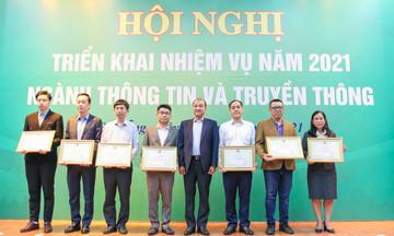 Phần mềm Đà Nẵng nhận bằng khen của Chủ tịch thành phố