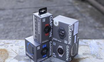 Synnex FPT khuyến mãi lớn đồng hồ Garmin dịp cận Tết
