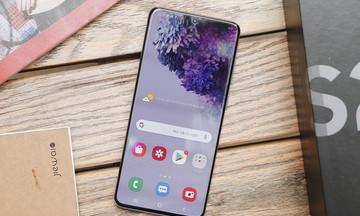 FPT Shop bán độc quyền Galaxy S20+ giá 15,49 triệu đồng