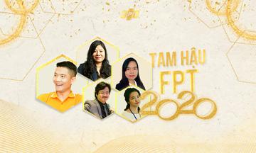 Anh Trần Văn Dũng là Hoa hậu FPT 2020