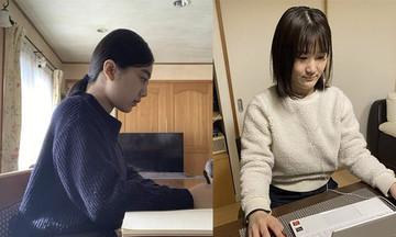 Nữ sinh Nhật Bản yêu thích học Data Science trực tuyến