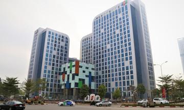 Lãnh đạo Tập đoàn nhập trạch nhà mới FPT Tower